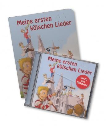 Matthias Derenbach #Illustration - Meine ersten kölsche Lieder/Verlag Pänz