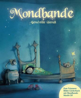 Matthias Derenbach #Illustration - Mondbande Buchcover (www.mondbande.de)
