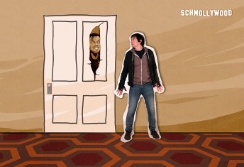 Matthias Derenbach #Illustration - Animation/Intro für TV Doku Schmollywood