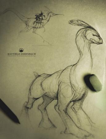 Matthias Derenbach #Illustration - study