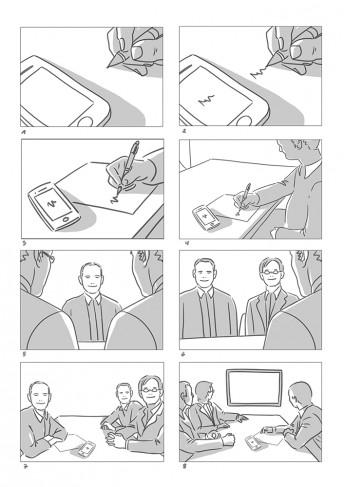 Matthias Derenbach PIspirit Storyboards1