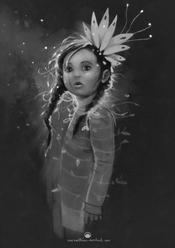 Matthias Derenbach #Illustration - Sketch/digital