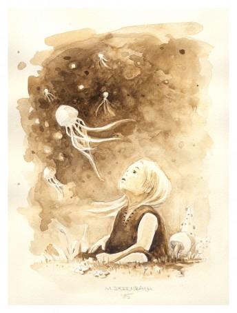 Matthias Derenbach #Illustration - daydream/sketch