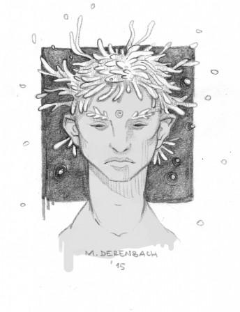 Matthias Derenbach #Illustration - Sketchbook