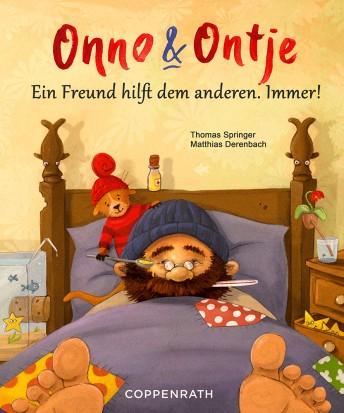 Matthias Derenbach Onno&Ontje Cover